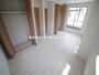 お子様の成長に合わせて2部屋に間仕切り可能なフレキブルタイプの洋室です!2クロ―ゼット、2ドアです!(4月22日)撮影  志木市柏町8期の家(志木市新築一戸建て)