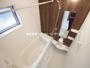 浴室乾燥機付なので寒い季節のヒートショック対策やお子様の部活ユニフォームの急ぎの乾燥も安心!(2月10日)撮影|川越市霞ヶ関北3丁目の家(川越市新築一戸建て)