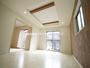 開放的な空間を生み出す折上天井 奥行や開放感が増し、広く見せることが可能です!ゆとりある住空間!(2月10日)撮影|川越市霞ヶ関北3丁目の家(川越市新築一戸建て)