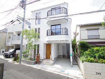 文京区大塚の家