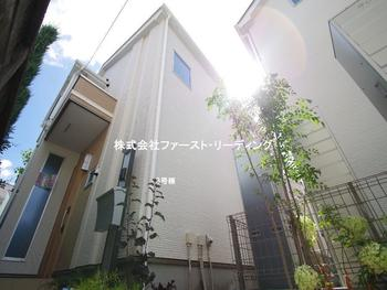 練馬区富士見台2期の家 全3邸 3号棟