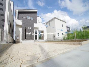 富士見市上南畑第1期の家 全2邸 1号棟