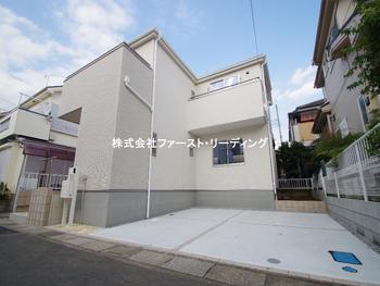 新座市大和田第六の家