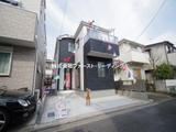 新宿区中落合の家