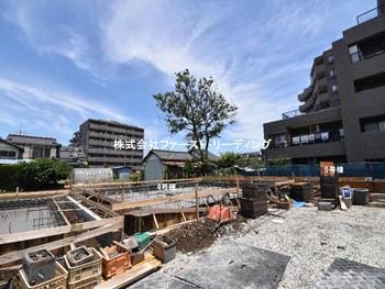 富士見市鶴瀬東2丁目の家 全5邸 4号棟