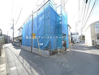 川越市霞ヶ関東20-1期の家 全2邸 2号棟