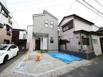 富士見市関沢3期の家