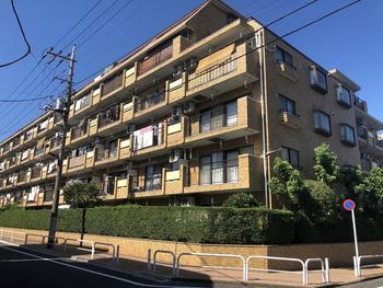 外観   ライオンズマンション成増(板橋区中古マンション)
