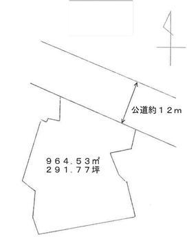 区画図 | 刈谷市高須町坤土地(売地)(刈谷市土地)